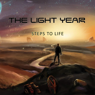 The Light Year <BR>&#8220;Steps To Life&#8221;