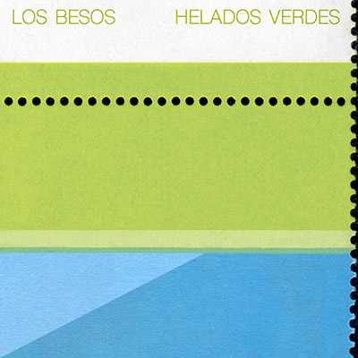 """Los Besos <BR> """"Helados verdes"""""""
