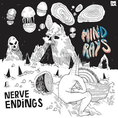 "Mind Rays <BR> ""Nerve Endings"""