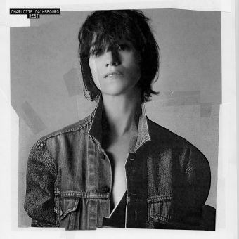 "Charlotte Gainsbourg <BR> ""Rest"""