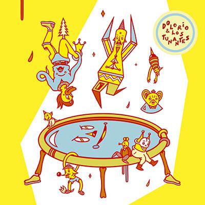 """Dolorio &#038; Los Tunantes <BR> """"Muerte es Mentira"""""""