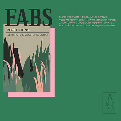 "EABS <BR>""Repetitions (Letters to Komeda)"""