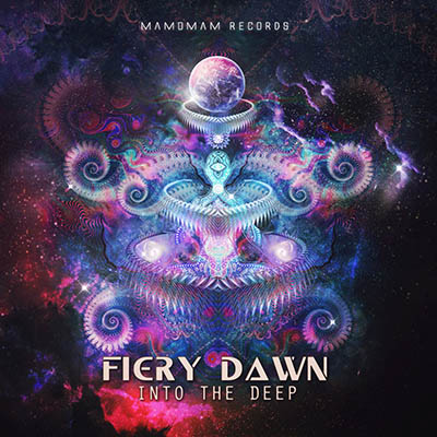 "Fiery Dawn <BR> ""Into The Deep"" EP"