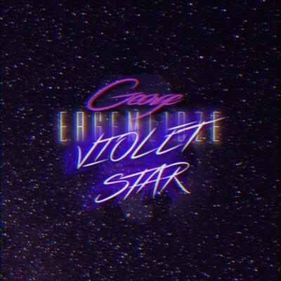 """George Ergemlidze <BR> """"Violet Star"""" EP"""