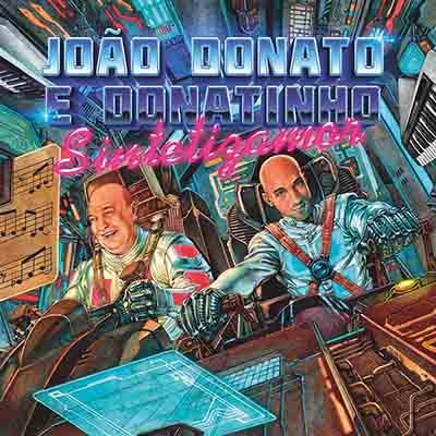 """João Donato e Donatinho <BR> """"Sintetizamor"""""""