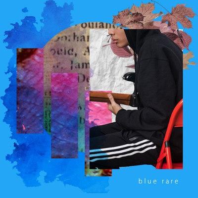 "LONER <BR>""Blue Rare"""
