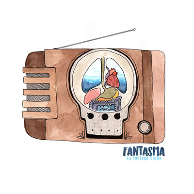 "La Tortuga China <BR> ""Fantasma"""