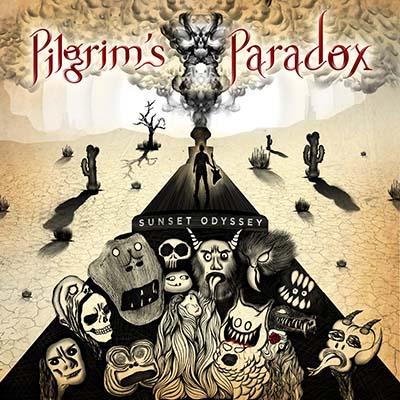 "Pilgrim's Paradox <BR> ""Sunset Odyssey"" EP"