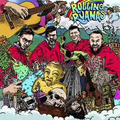 "Rolling Ruanas <BR> ""La balada del carranguero"""