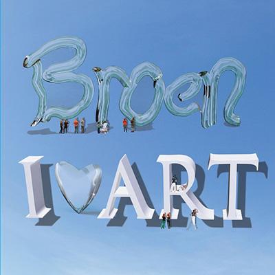 "Broen <BR> ""I<3Art"""