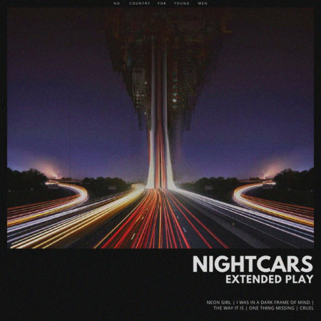 """Nightcars <BR>""""Extended Play"""""""