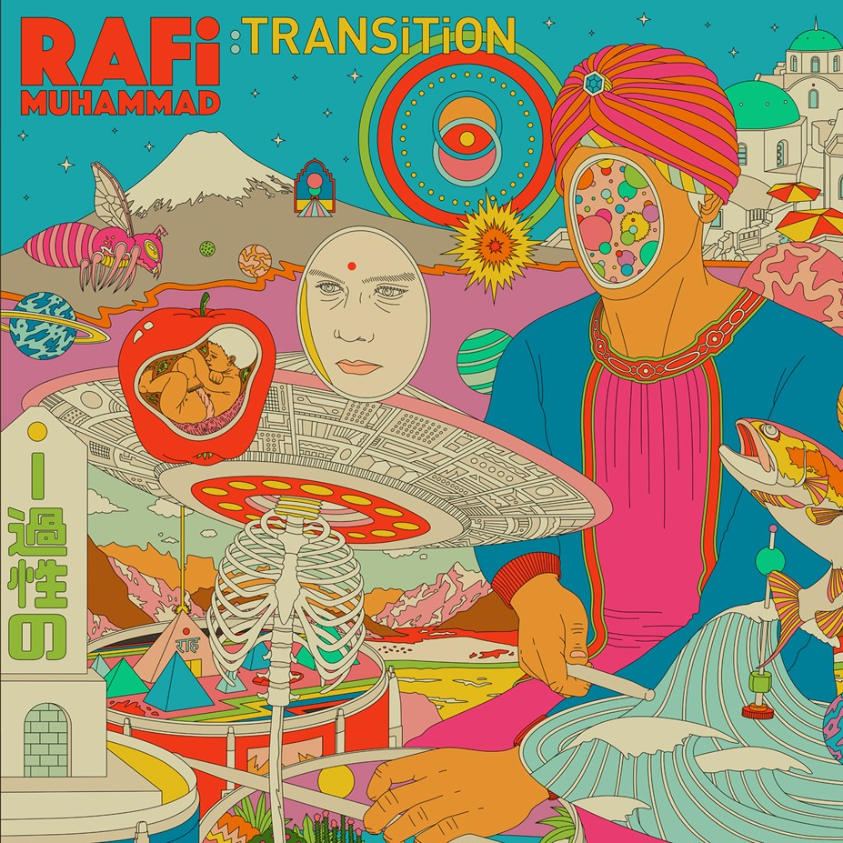 "Rafi Muhammad <BR> ""Transition"""
