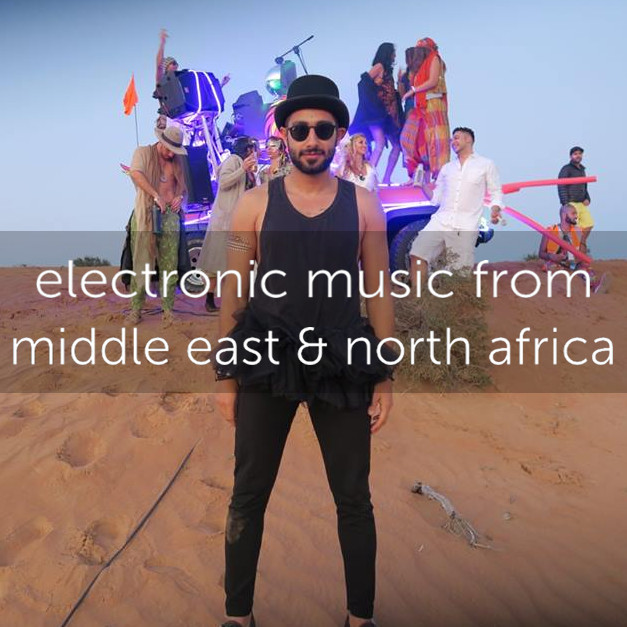 PLAYLIST: Electronic Music from the Middle East & North Africa