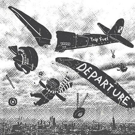 Trip Fuel <BR> &#8220;Departure&#8221;