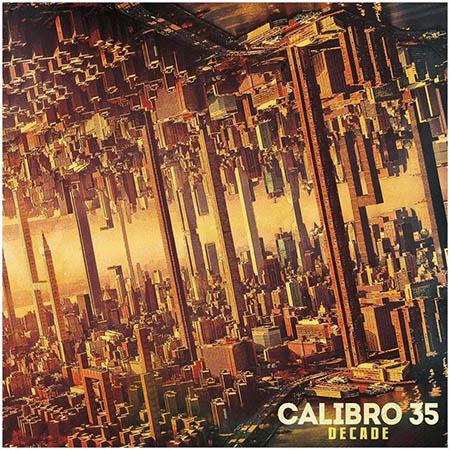 "Calibro 35 <BR> ""Decade"""