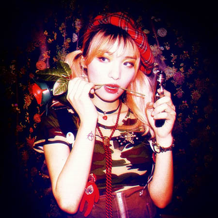 "Jvcki Wai <BR> ""Enchanted Propaganda"""