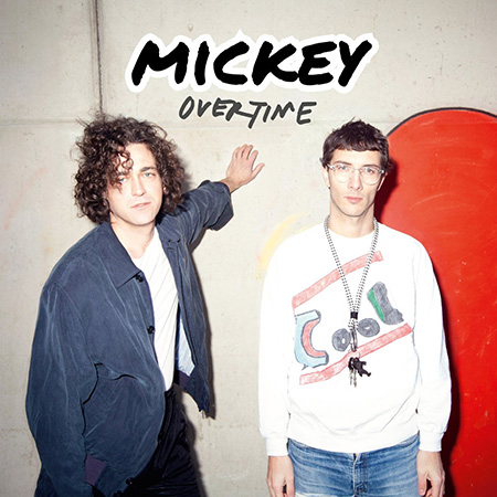 """Mickey <BR> """"Overtime"""""""