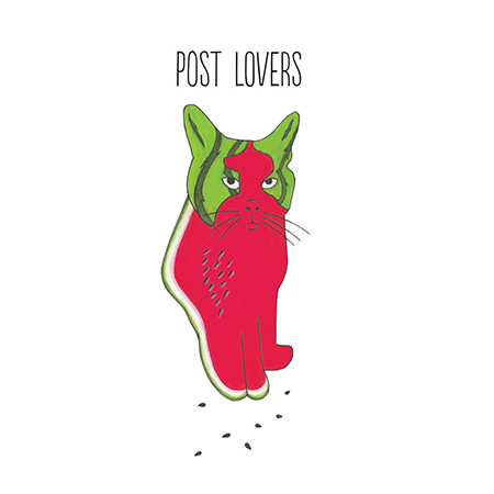 Post Lovers <BR> &#8220;Post Lovers&#8221;