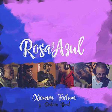 """Xiomara Fortuna <BR> """"Rosa y Azul"""""""