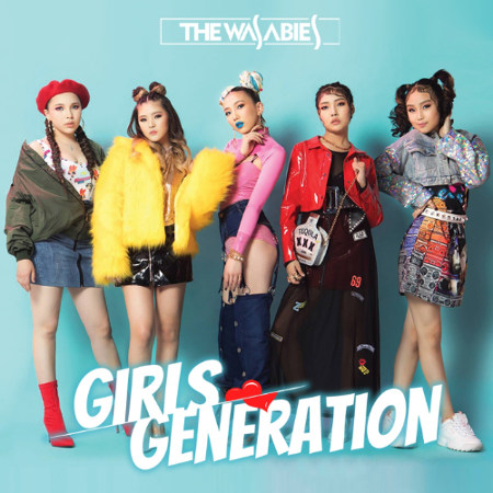 "The Wasabies <BR>""Girls Generation"" EP"