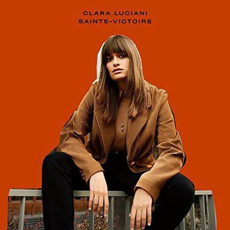 """Clara Luciani <BR> """"Sainte Victoire"""""""