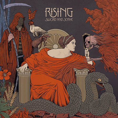 "Rising <BR> ""Sword and Scythe"""